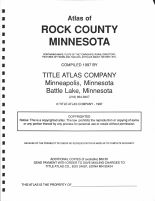 Title Page, Rock County 1997